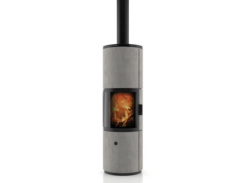 Wood-burning stove STUB OVERNIGHT by MCZ GROUP