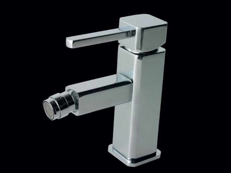 1 hole thermostatic bidet tap TENERIFE | Bidet mixer by Aquassent