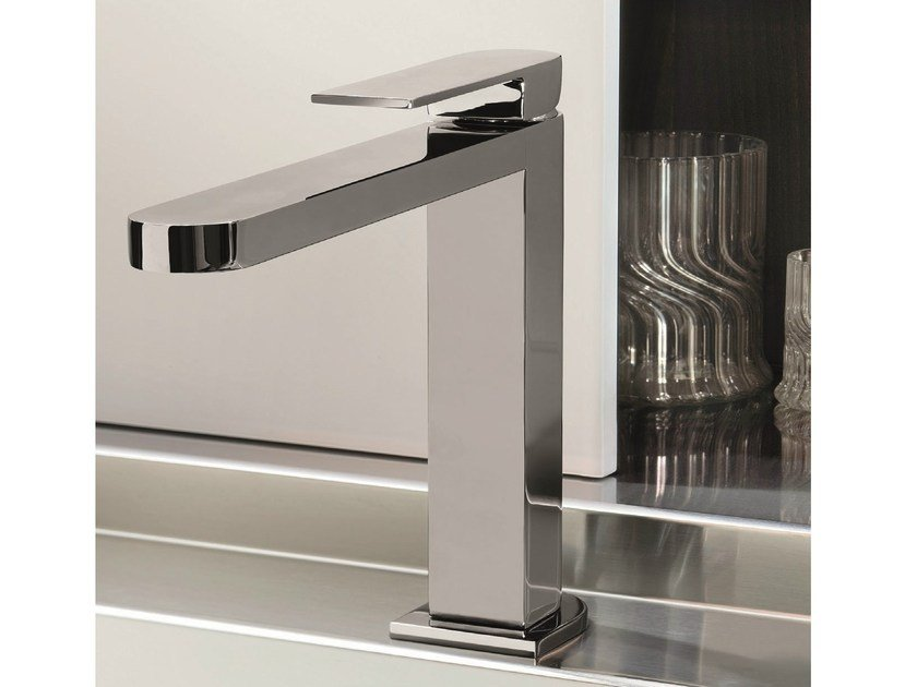Countertop 1 hole kitchen mixer tap MARE | Kitchen mixer tap by Fantini Rubinetti