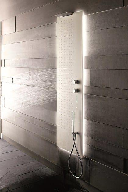 ACQUAPURA   Colonna doccia a parete