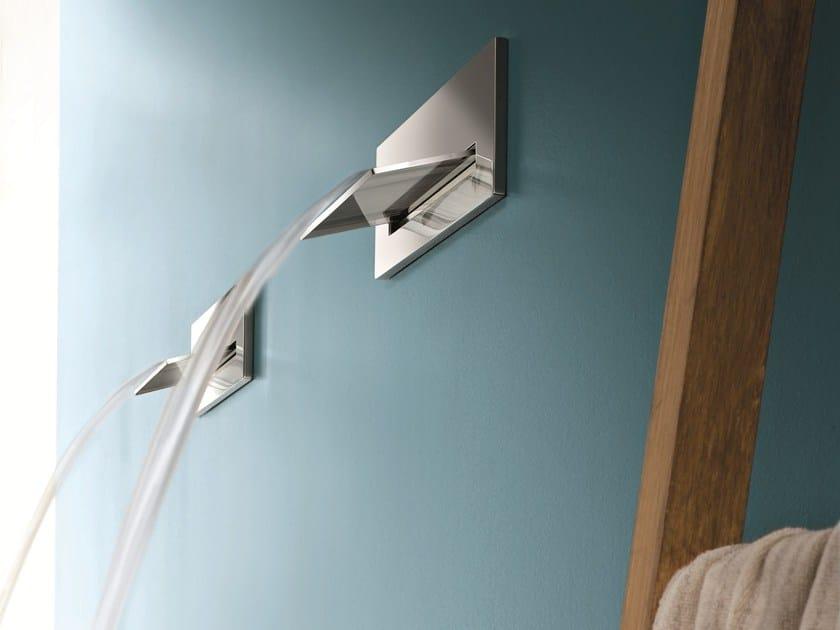 Parapan® waterfall shower ALA | Overhead shower by Fantini Rubinetti
