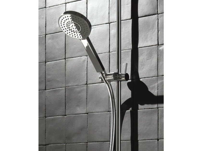 Shower wallbar with hand shower MARE | Shower wallbar with hand shower by Fantini Rubinetti