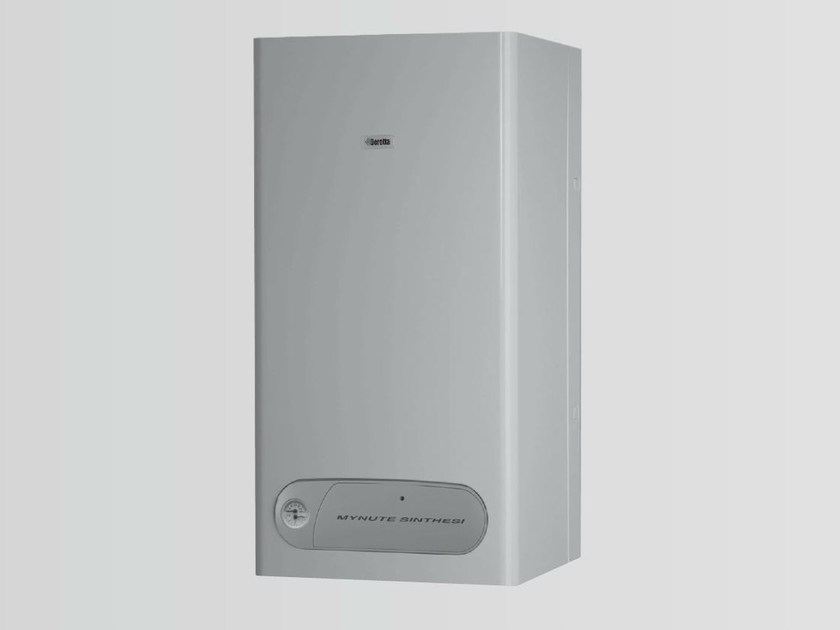 Wall-mounted condensation boiler MYNUTE SINTHESI by BERETTA