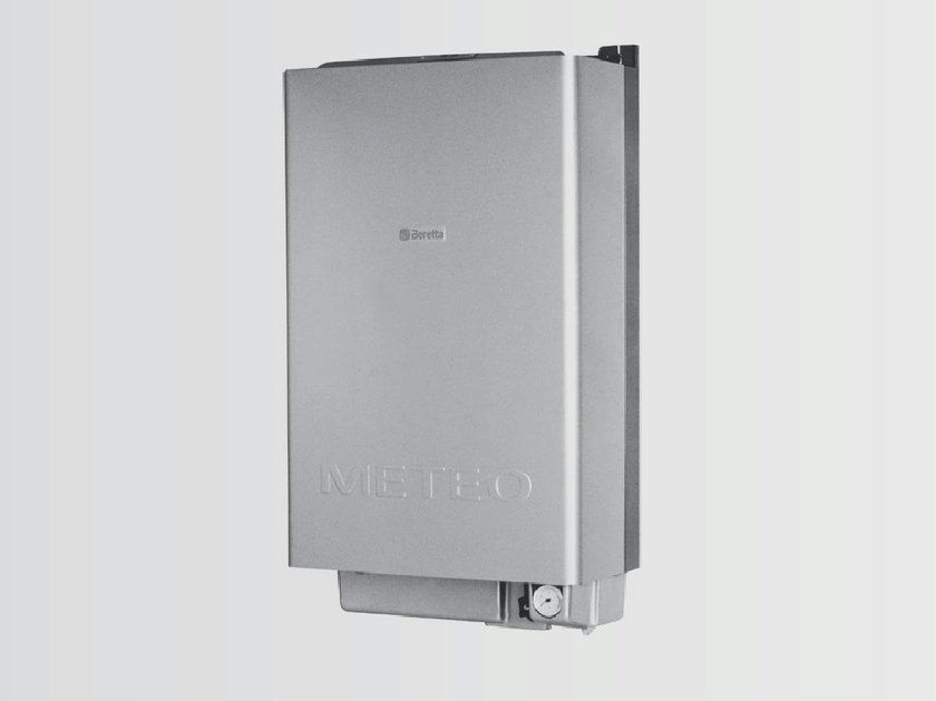 Wall-mounted outdoor boiler METEO by BERETTA