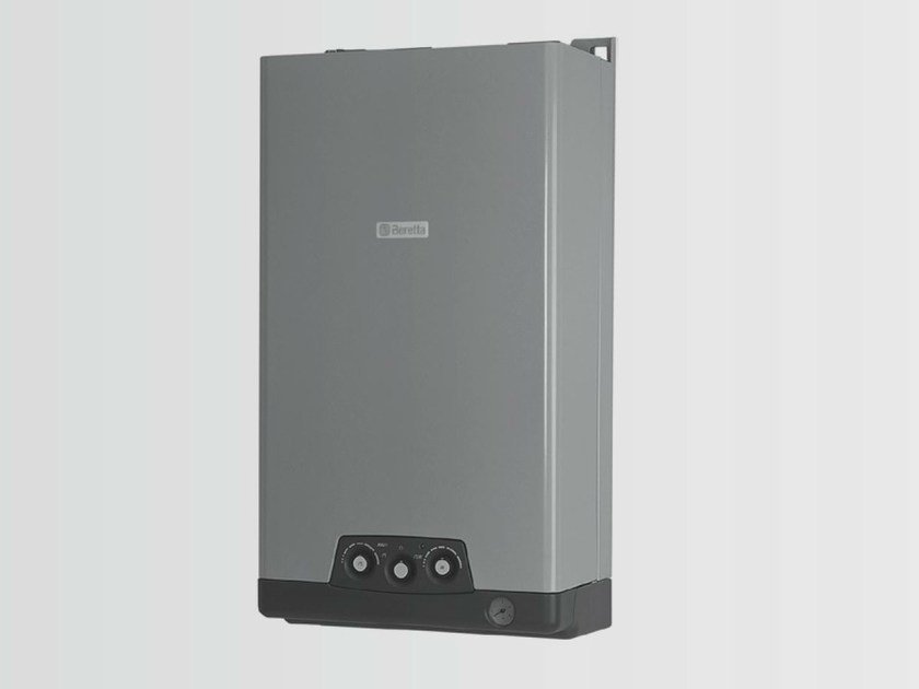 Wall-mounted outdoor boiler MYNUTE RAIN by BERETTA