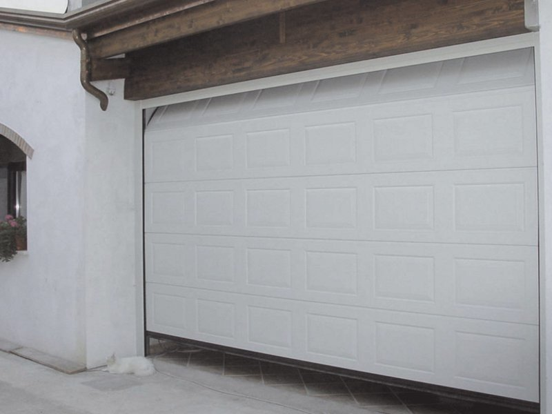 Sectional garage door ATHES by Breda