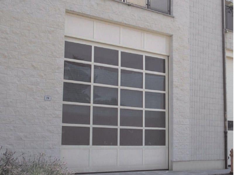 Sectional door LUX by Breda