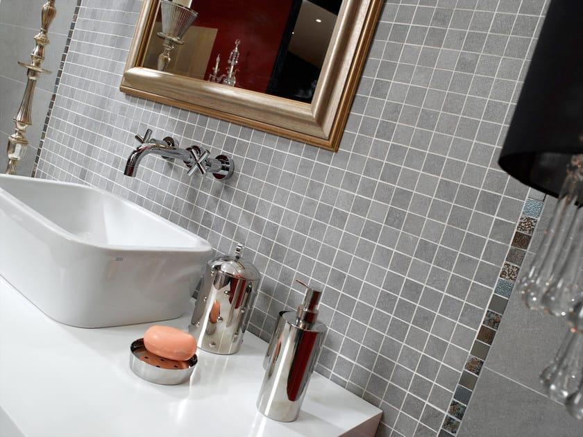 Full-body porcelain stoneware Mosaic CHIC   Mosaic by MARGRES