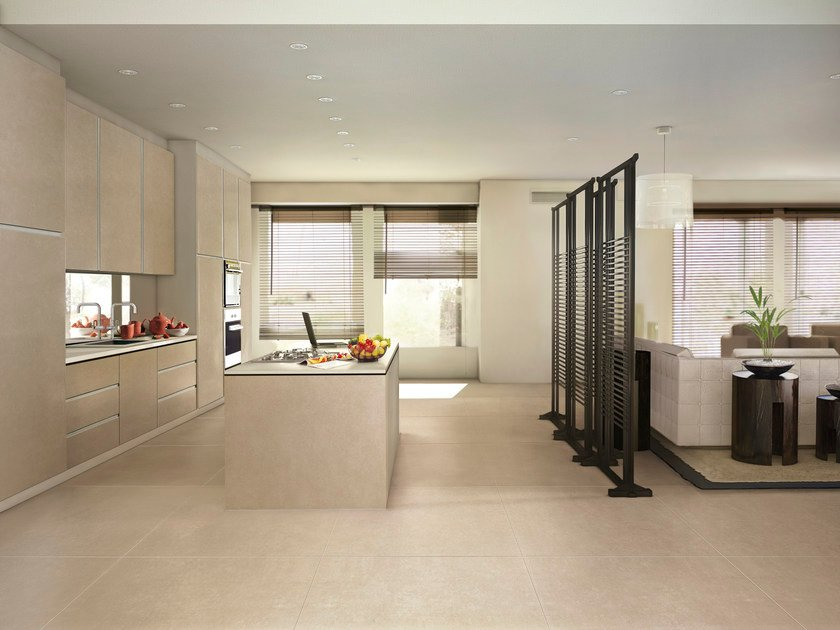 Porcelain stoneware wall/floor tiles LINEA EXTREME by MARGRES