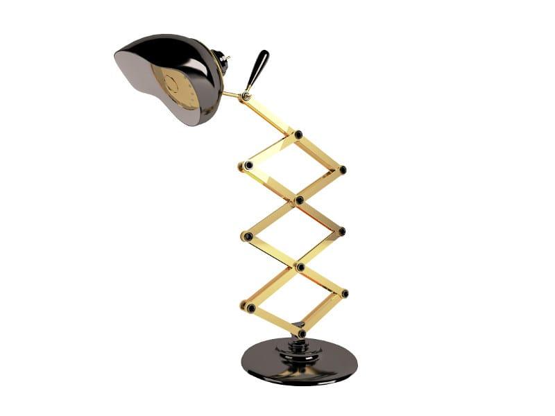 Schreibtischlampe mit beweglichem Arm BILLY by Delightfull