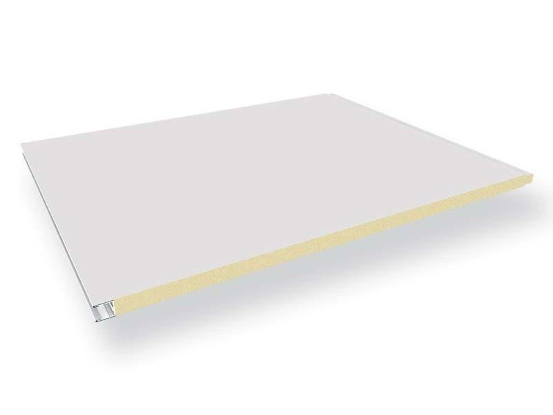 Insulated metal panel for facade SUPERBOX by ITALPANNELLI