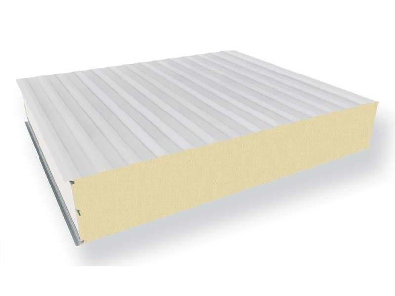 Polyurethane foam sandwich panel MEC FRIGO by ITALPANNELLI