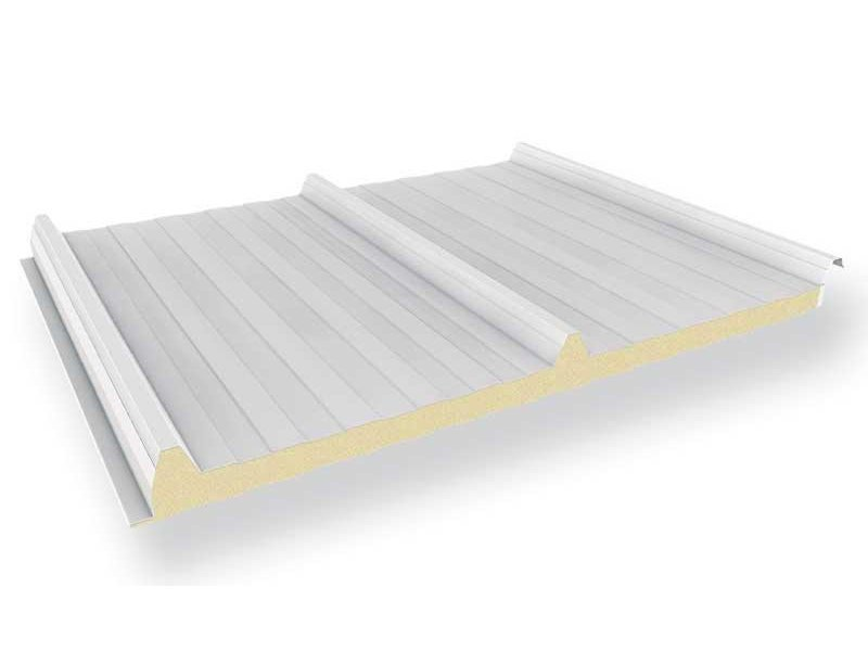 Insulated metal panel for roof TER by ITALPANNELLI
