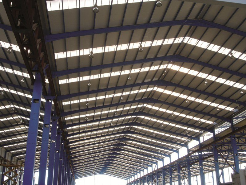 Modular system of corrugated multiwall polycarbonate ARCOPLUS® SUPER 1000 by dott.gallina
