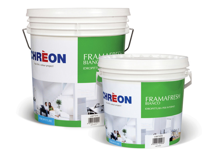 Breathable water-based paint FRAMAFRESH by Chrèon Lechler