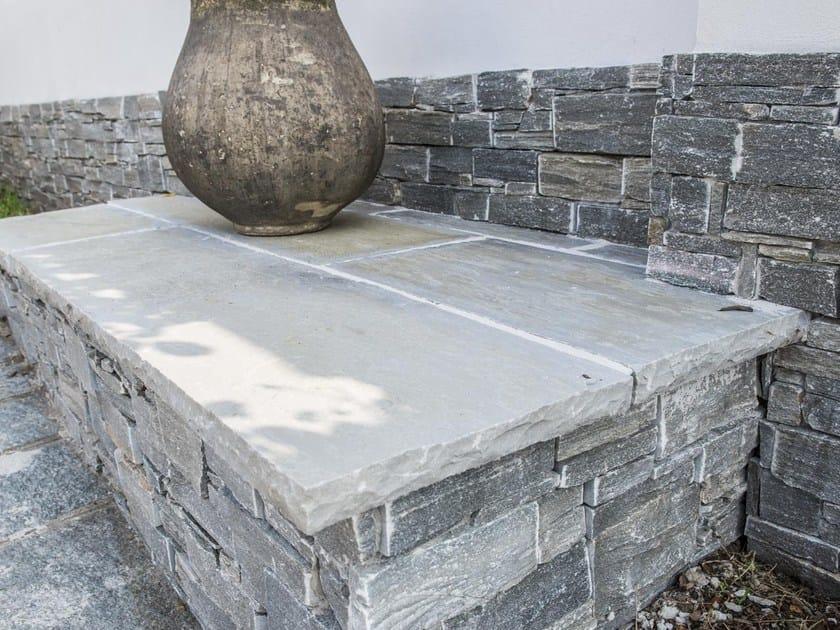 Coprimuro in pietra naturale