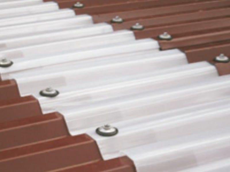 Polycarbonate sheet AKRALUX Minicel by AKRAPLAST  SISTEMI