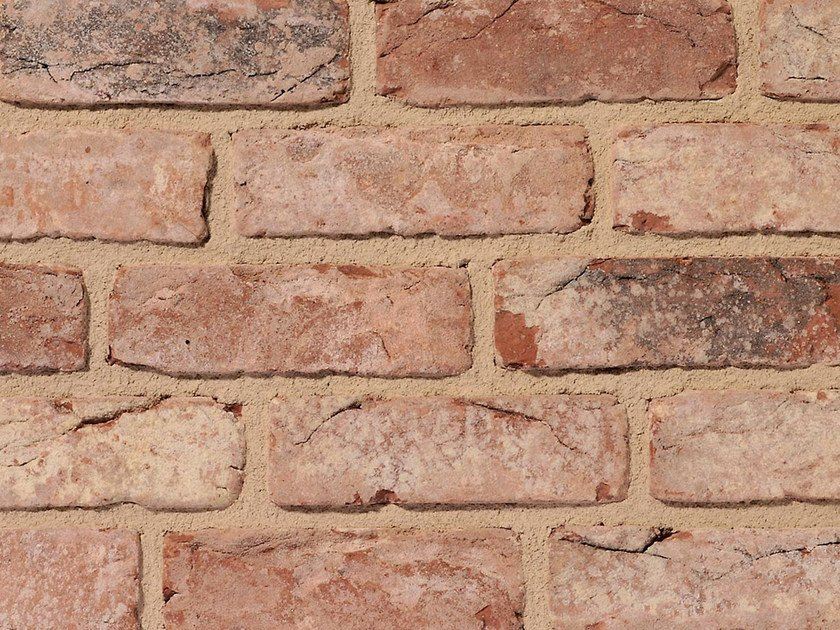 Facing brick GENESIS 002 | Fair faced clay brick by B&B Rivestimenti Naturali