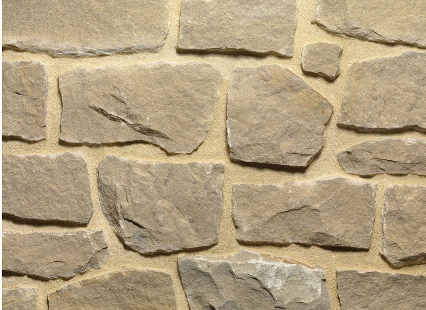 Calcareous stone wall tiles DESERTO | Stone wall tiles by B&B Rivestimenti Naturali