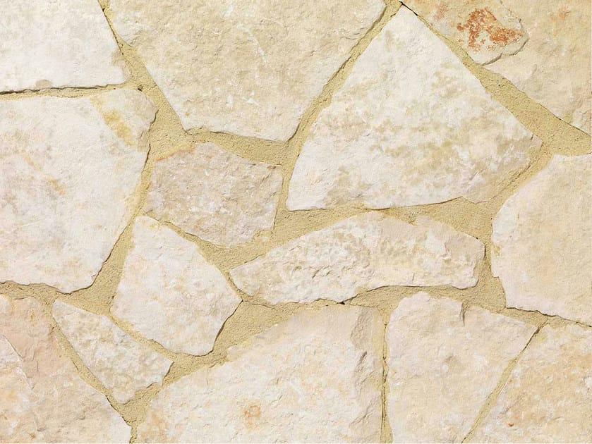 Natural stone finish GIALLA | Natural stone wall tiles by B&B Rivestimenti Naturali