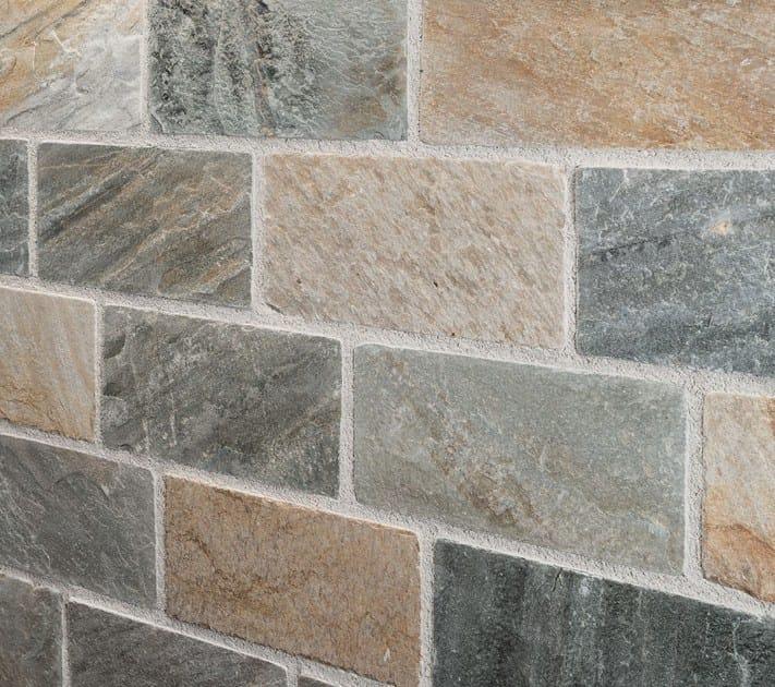 Paredes de piedra natural stunning piedra natural laja - Paredes piedra natural ...