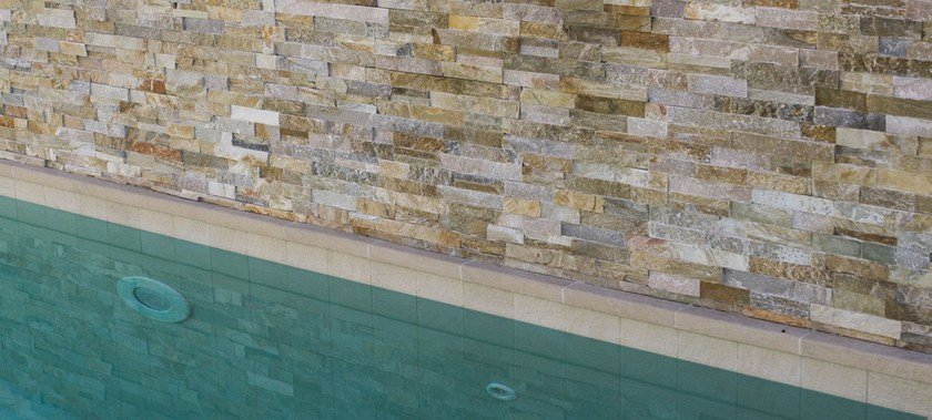 Scaglia natural stone wall tiles by b b rivestimenti naturali - Flaunt your natural stone wall finishes ...