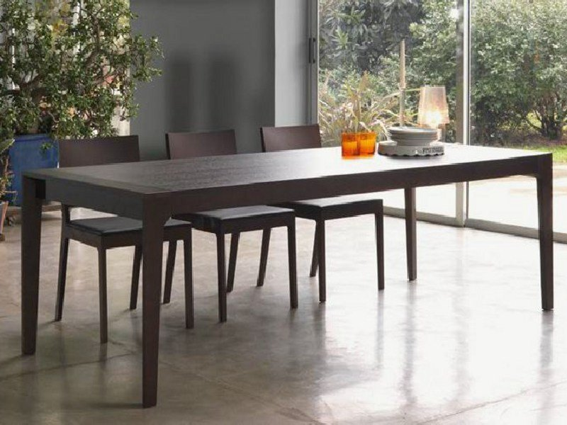 Extending dining table EVERY by Linfa Design