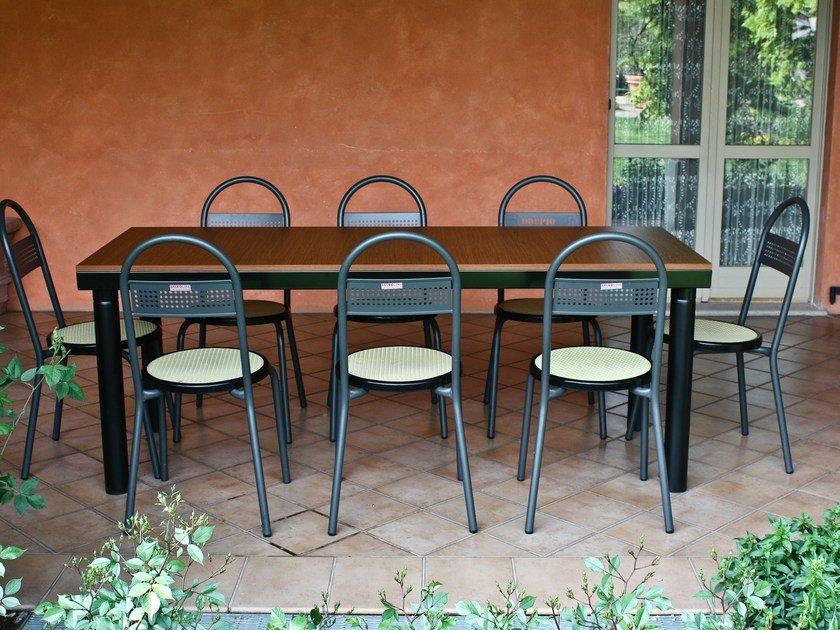 Wooden Restaurant table RISTORANTE by SELVOLINA