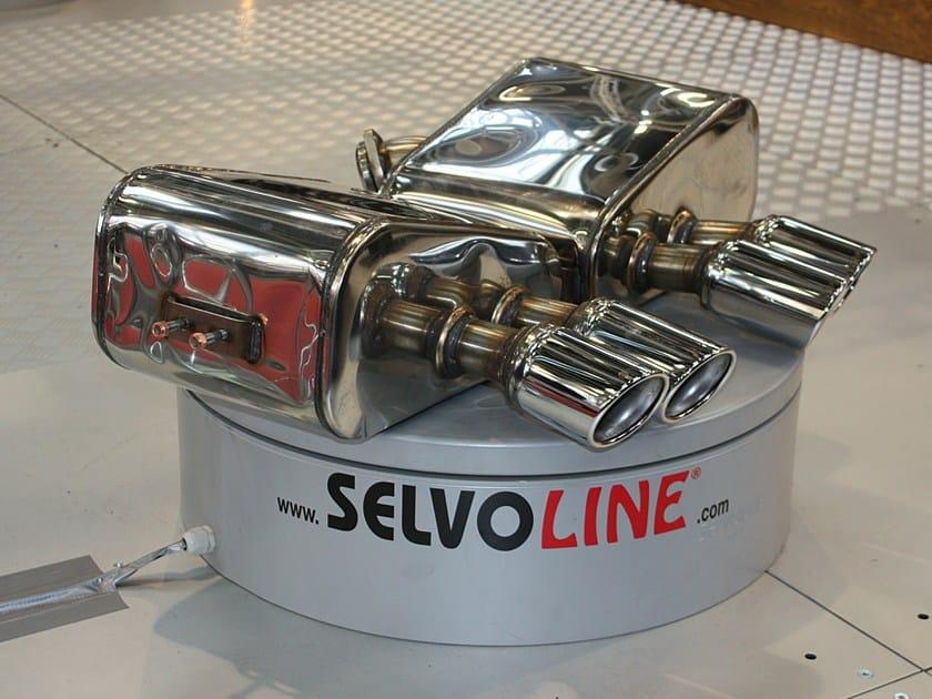 Rotating platform GIOTTO by SELVOLINA