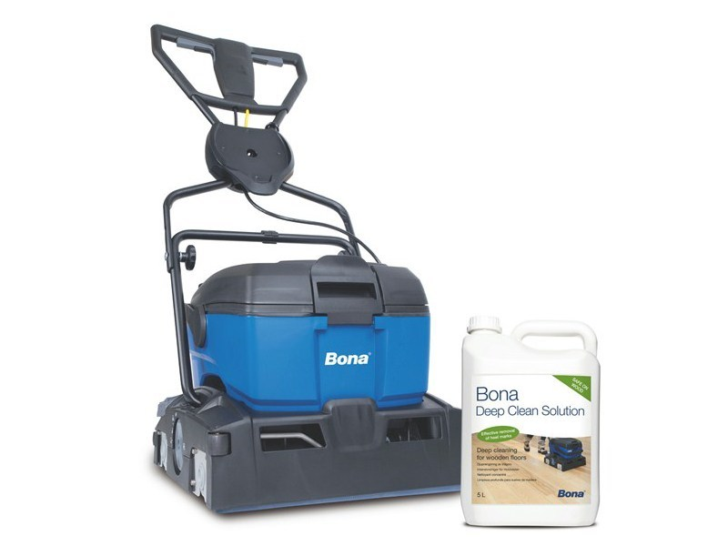 Wood protection product BONA POWER SCRUBBER by Bona