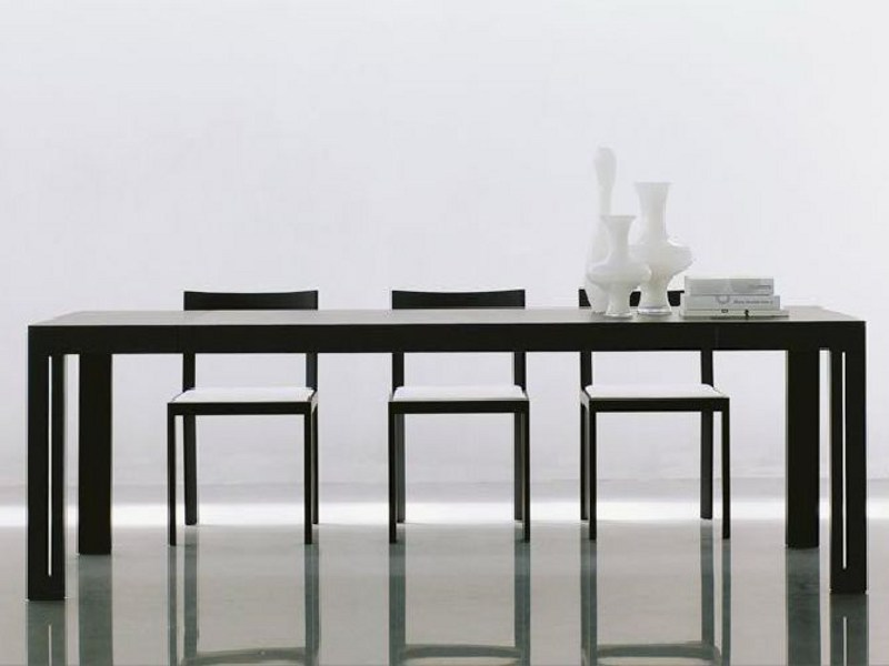 Extending dining table MIRAGGIO by Linfa Design