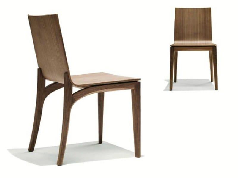 Wooden chair MAK by Linfa Design
