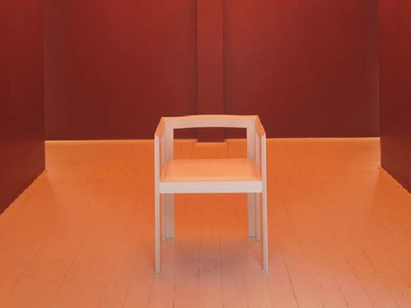 Chair with armrests OPERA by Linfa Design