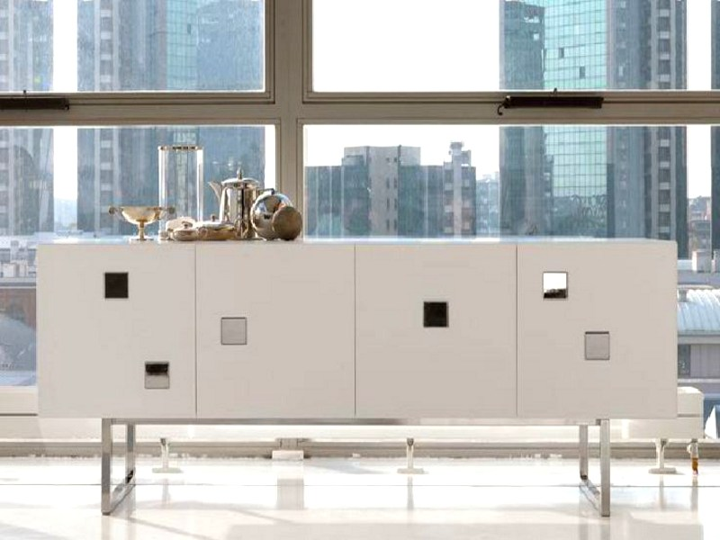 Sideboard with doors CUBOX by LINFA DESIGN