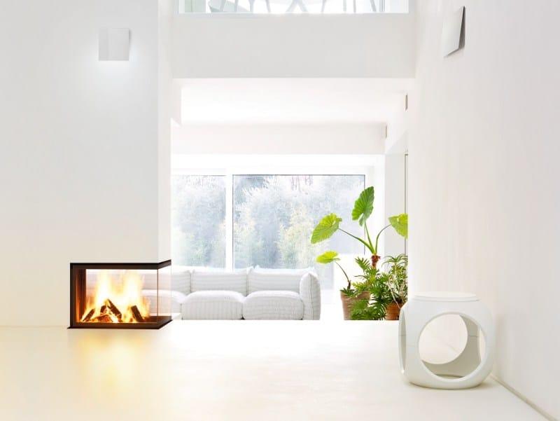Fireplace Mantel PASSE PARTOUT by MCZ GROUP