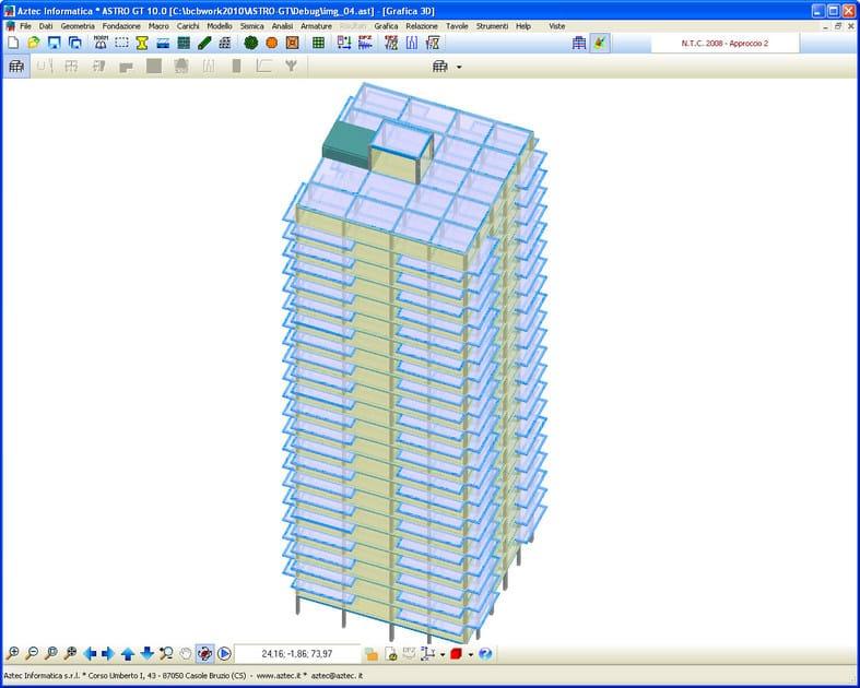ASTRO GT Edificio multipiano