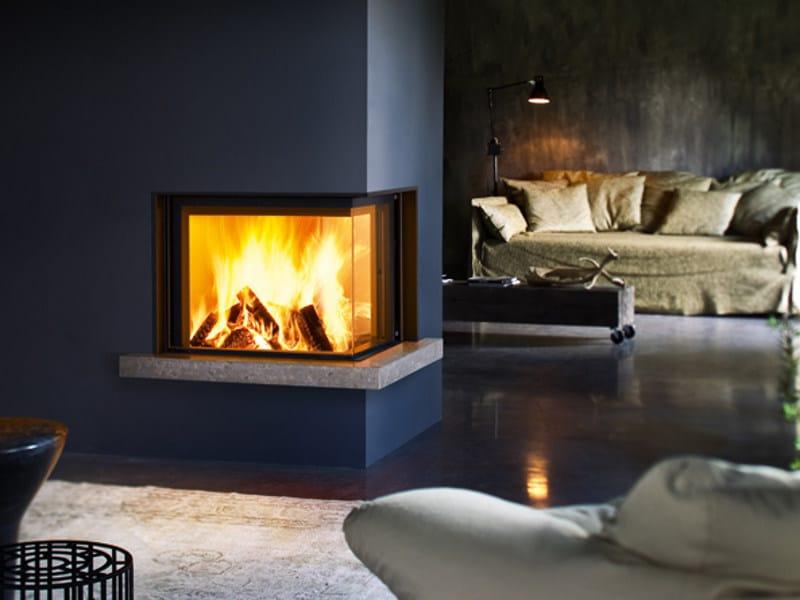 Fireplace Mantel GUTTUSO ANGOLO by MCZ GROUP