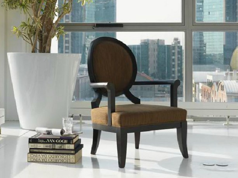 Medallion solid wood armchair RELAX by LINFA DESIGN