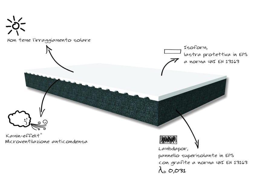 Graphite-enhanced EPS Exterior insulation system GRAFITENE® by Cabox