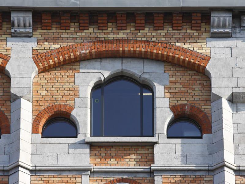 Thermal break window FORSTER UNICO FERROFINESTRA by Forster
