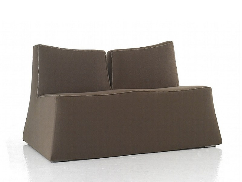 Wool small sofa TWIN DOLLY by ISD