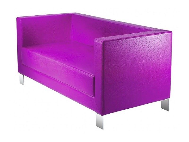 Expanded polyurethane sofa MOOD by ISD