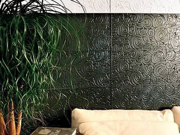 Indoor glass wall tiles ROSE by Brecci Glass