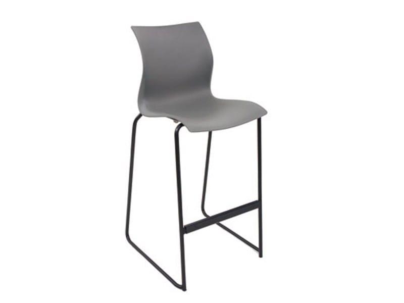 Polypropylene chair NAMI G0105 by Segis