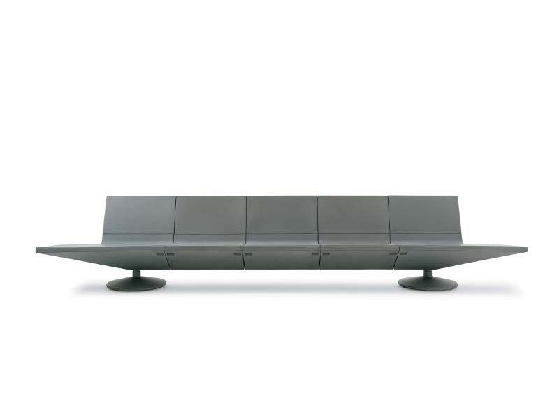 Modular Bench on Beam STOP&GO by Segis