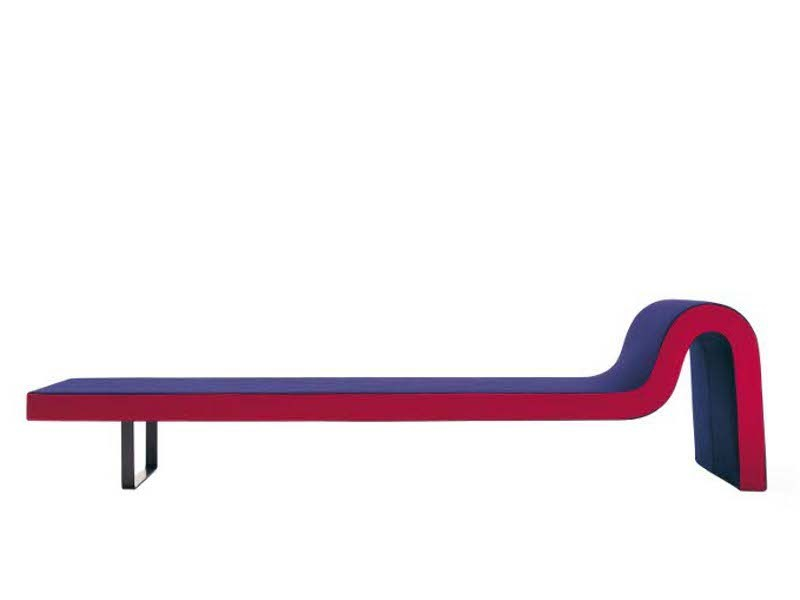 Upholstered bench LONGWAY C by Segis