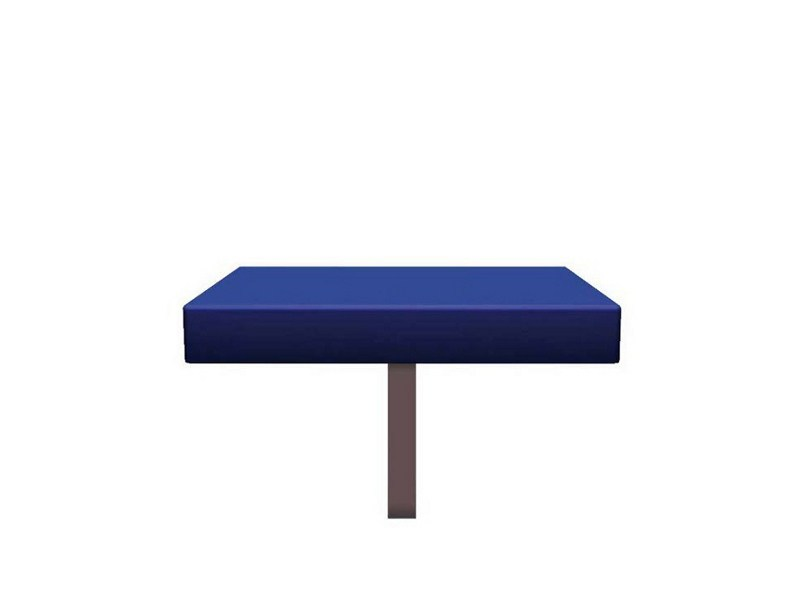 Low upholstered stool LONGWAY D by Segis