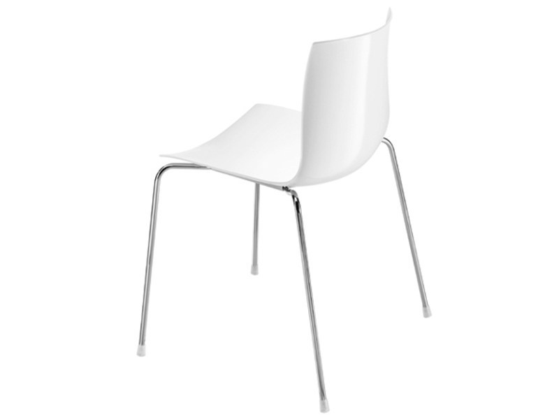 Stackable chair CATIFA 46 | Chair by arper