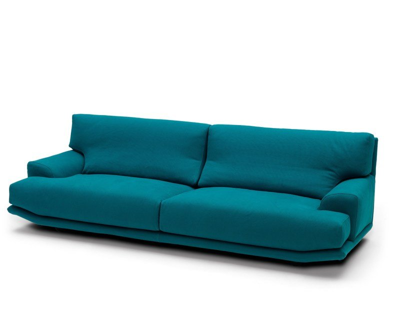 Sectional modular sofa BOSS by Giovannetti