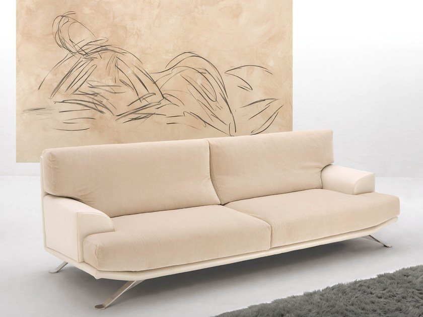 d25b5d55bd42 Sectional modular sofa BOSS By Giovannetti design Paolo Piva